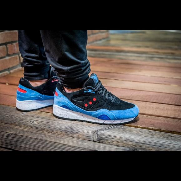 Saucony Shoes | Footpatrol X Saucony